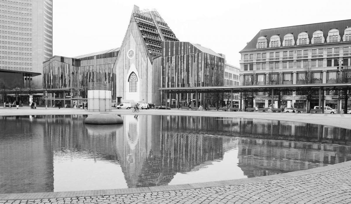 Uni Leipzig, Augustusplatz